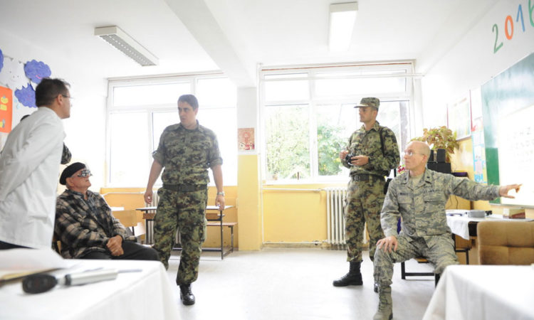 Hiv aids prevention program in military